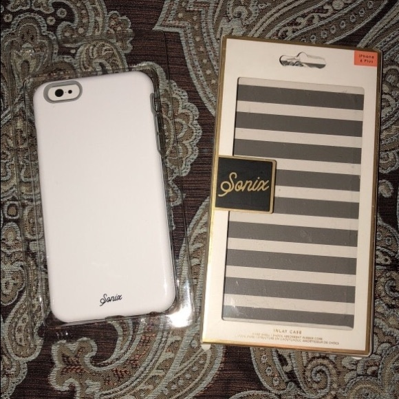 IPhone 6 Plus Inlay white case